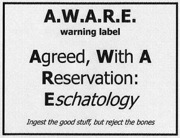 AWARE label 21pct