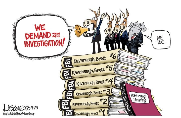 7 investigatns. already