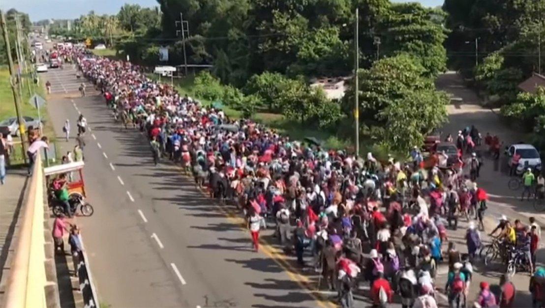 caravan to VE