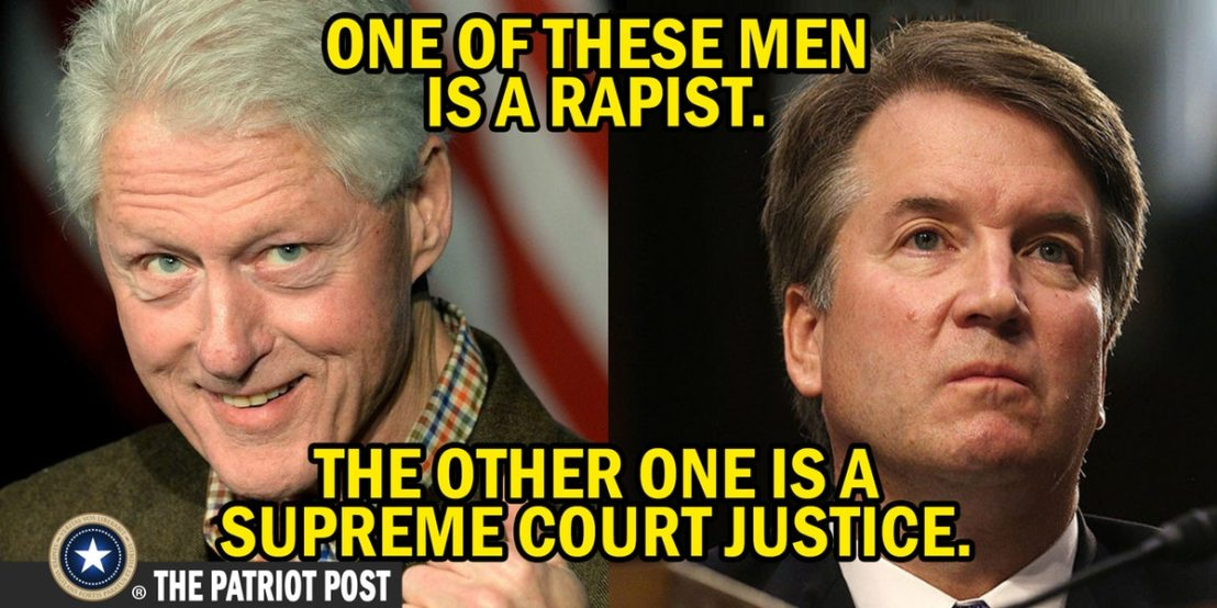 one is a rapist