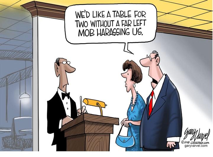 table w.o. leftists